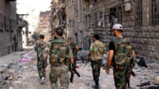 Обстрелваха конвой спомо хуманитарна помощ край Хомс