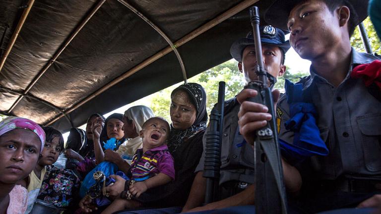 80 000 деца в Мианмар гладуват, предупреди ООН