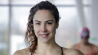 Екатерина Аврамова спечели на 100 м гръб в държавното по плуване