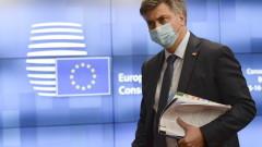Хърватският премиер под карантина след положителния тест на съпругата му