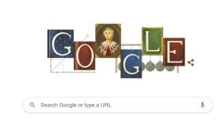 Google почете Лаура Баси