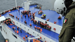 Приключи спасителната операция на злополучния ферибот