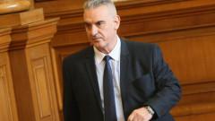 Почина депутатът от НФСБ Валентин Касабов