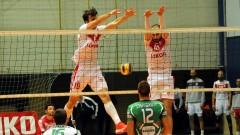 Силен старт на Дунав и Дея Волей във Висшата лига