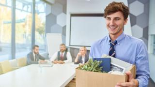 4 знака, че трябва да напуснем работата си