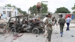 Повече от 60 загинали при атака в Сомалия