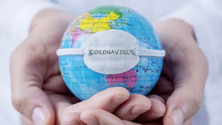 Повече от 800 000 случая на коронавируспо света, а починалите
