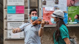 Испания връща част от мерките след скок на заболели