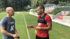 Мауридес се готви по индивидуална програма в ЦСКА