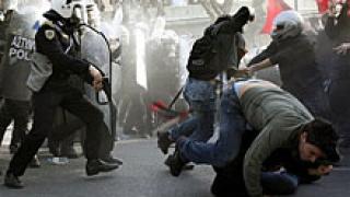 Окупираха Солунския университет в подкрепа на Кунева
