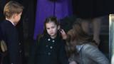 Принцеса Шарлот по стъпките на Кейт