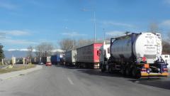 ГКПП Илинден-Ексохи е затворен за всички автомобили до 22 часа