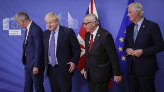 ЕС към Великобритания: Хайде, просто се махайте вече
