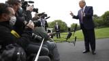 Тръмп: Правителството на САЩ няма нищо общо със ситуацията във Венецуела