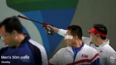 Кореец с трето олимпийско злато в стрелбата