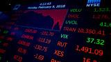 Световните борси се сринаха, Уолстрийт изтри над $1 трилион за часове