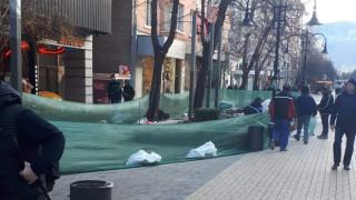 """Спаси София"" скочи срещу незаконен строеж на бул. ""Витоша"""