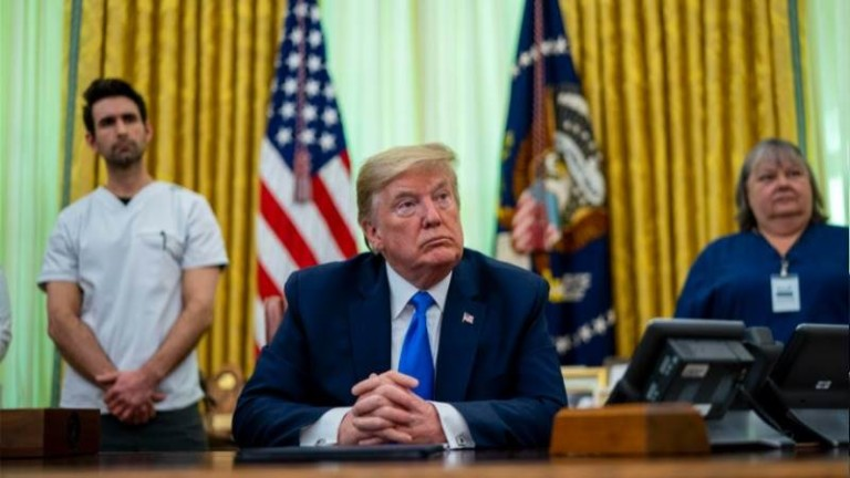 Тръмп: Коронавирусът е най-тежката атака срещу САЩ