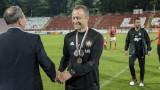 Владимир Манчев: Не е ясно дали оставаме в ЦСКА