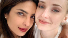 Приятелки ли са Приянка Чопра и Софи Търнър