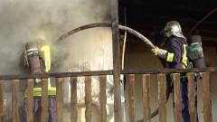 63-годишен мъж загина при пожар в дома си