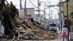 5,5 по Рихтер разтърси Япония