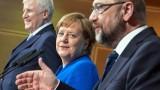 Разбраха се за сформиране на голяма коалиция в Германия