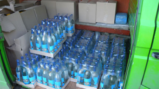 Близо 600 литра мастика и водка иззеха полицаи