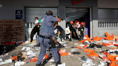 Загиналите при безредиците в ЮАР вече са 212