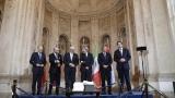 Шестте основателки на ЕС подкрепиха Европа на две скорости