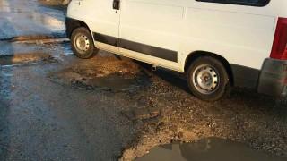 "За ""цъфналите"" пролетни дупки по софийските улици"