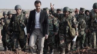 Асад обвинява: САЩ използваха ДАЕШ като военно средство