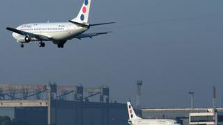 Сръбският авиопревозвач JAT пред фалит