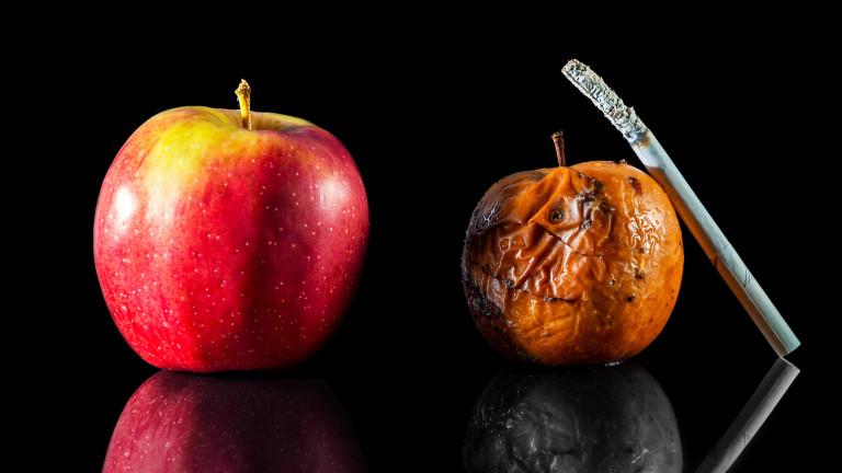 Лошият начин на хранене е по-опасен от цигарите