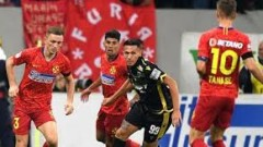ФКСБ победи Сепси на финала за Купата на Румъния