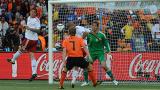 Холандия срази Дания с 2:0