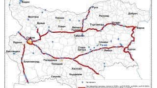 Ограничения за движение по пътищата в цялата страната покрай Великден