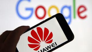Google пак иска да работи с Huawei
