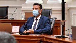 Заев: Решавайки споровете с Гърция и България, потвърждаваме македонската идентичност