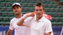 Дмитро Баданов приключи с тениса
