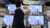 Sharp кара служителите си да купуват продукти на компанията