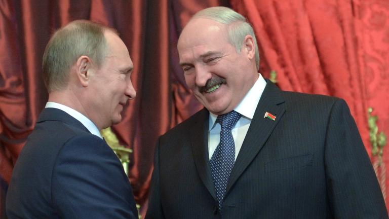 Президентът на Беларус Александър Лукашенко отрече твърдения, че Беларус е