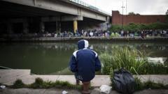 Полицията разтурва още два лагера на мигранти в Париж