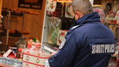 Засилено полицейско присъствие заради струпване на хора на базарите в София