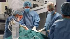 Във ВМА спасиха жена с тежък тумор