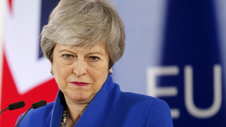 """Тереза Мей с """"подробен пакет мерки"""" за по-добър Брекзит"""