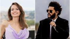The Weeknd и Анджелина - май все пак единият е влюбен