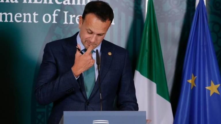 Премиерът на Ирландия Лео Варадкар обяви, че не смята, че