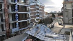 Ураганният вятър стори доста поразии в София