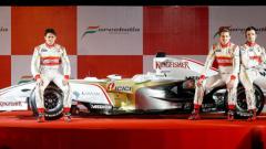 Форс Индия ще ползва двигатели Мерцедес